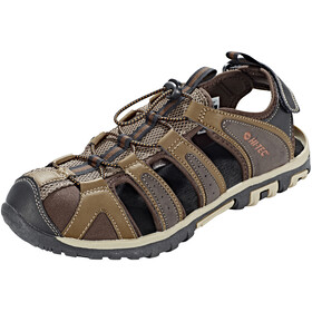 Hi-Tec Cove Breeze - Sandales Homme - marron/noir